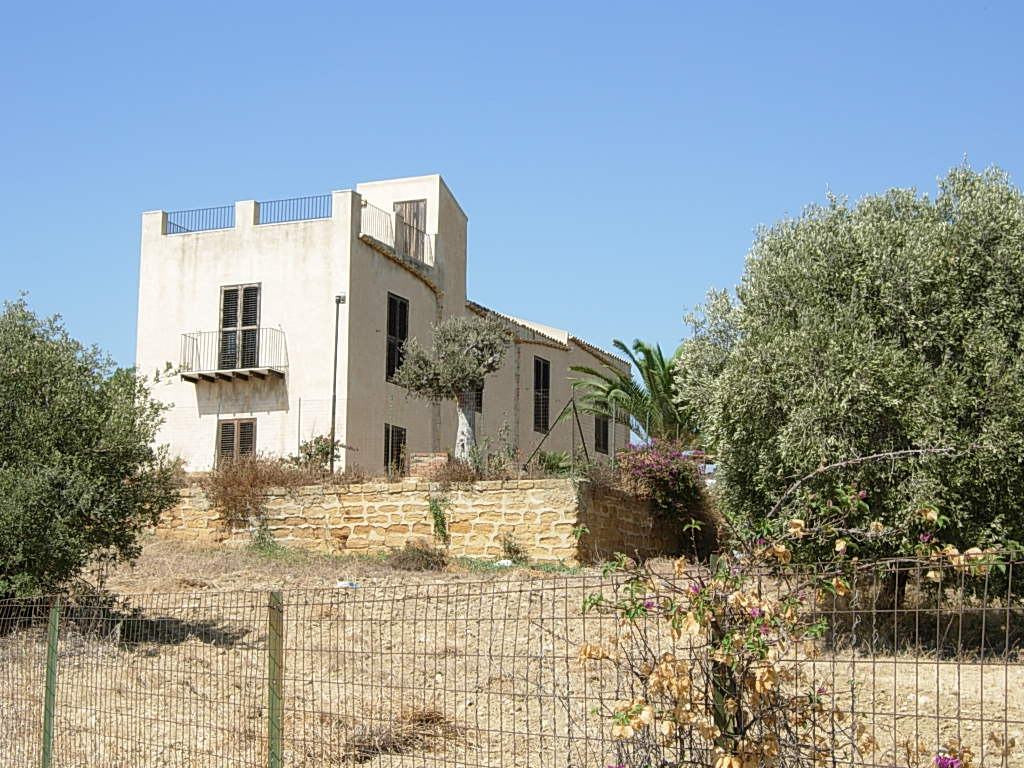 The house where Luigi Pirandello was born
